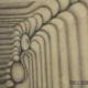"""DZ06 – """"Ohne Titel"""" 28×26 I Bleistift auf Papier (1978)"""