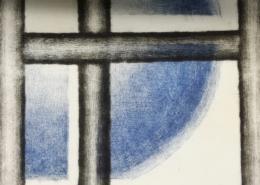 "DZ34 – ""Ohne Titel"" 15×15 I Mezzotinto (2003)"