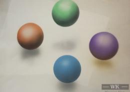 """DZ43 – """"Ohne Titel"""" 42×30 I Airbrush (2007)"""