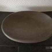 """PS04 – """"Schale"""" 25x17x6cm I Grauwacke (2017)"""