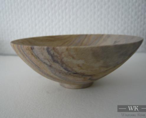 "PS15 – ""Schale"" 11x4,5cm I Regenbogen Sandstein (2020)"