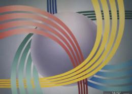 Raumbild 20 - 120x100cm I Öl auf Leinwand (2009)