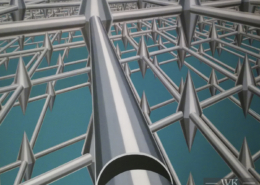 Raumbild 23 - 120x100cm I Öl auf Leinwand (2012)