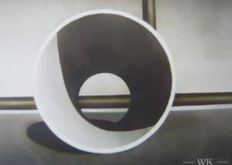 Raumbild 24 - 50x40cm I Öl auf Leinwand (2012)