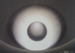 Raumbild 27 - 100x80cm I Öl auf Leinwand (2014)
