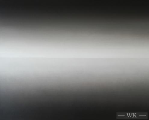 Raumbild 33 - 100x80cm I Öl auf Leinwand (2019)