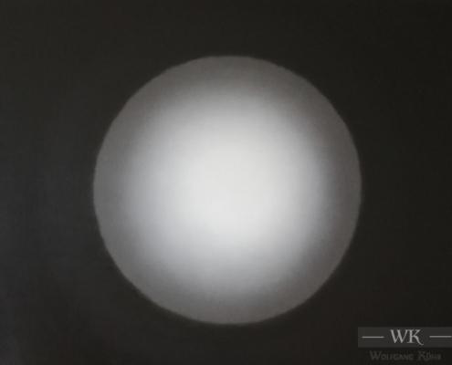 Raumbild 36 - 100x80cm I Öl auf Leinwand (2020)