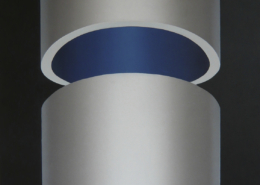 Raumbild 37 - 80x100cm I Öl auf Leinwand (2020)
