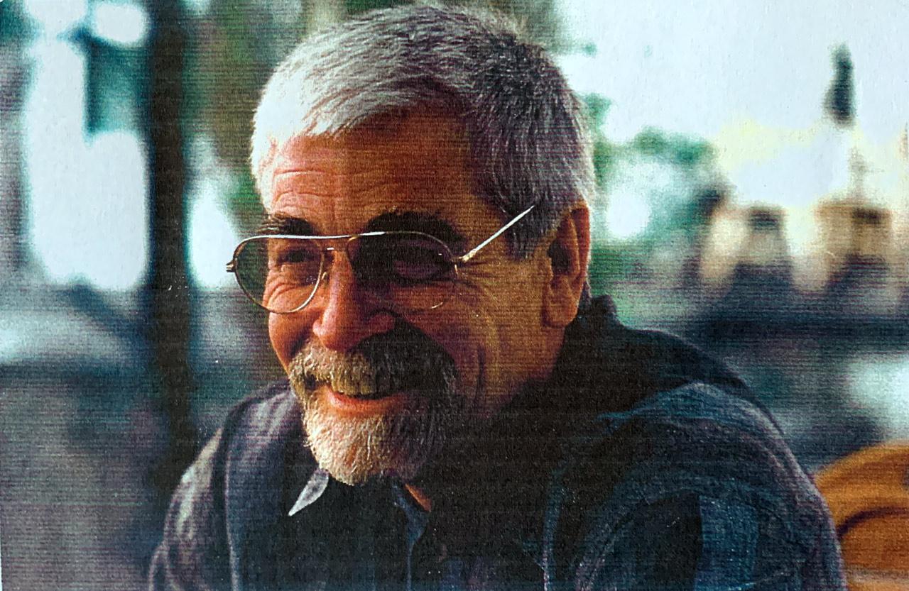 Wolfgang Kühr Portrait